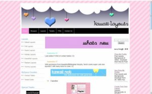 kawaii-layouts.com