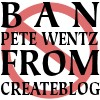 Ban Pete Wentz.