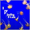 I Love Jelly Fish