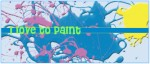 I Love To Paint [Big]