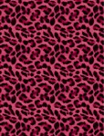Pink leopard