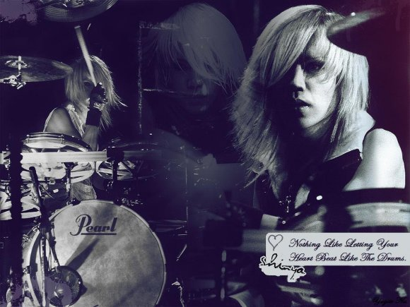 shinya drums wallpapers