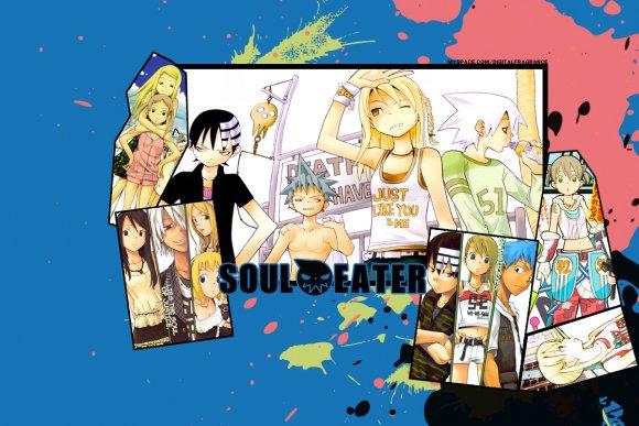 soul eater wallpaper. Soul Eater. Wallpapers