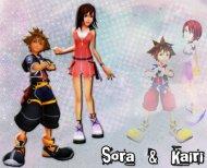 Sora & Kairi