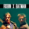robin x batman / supernatural