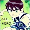 Ben 10 Goin' Hero