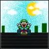 Mario Kart--Luigi Wins!