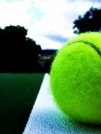 I Love You, Tennis