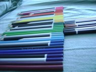 pencil color your life