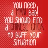 buff your situation.