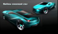 Seliox concept car