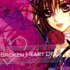 Broken heart doll