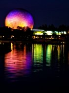 Epcot Ball.