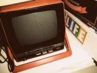 my old tv:D