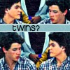 Nick Jonas :: Twins?