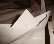 sail away
