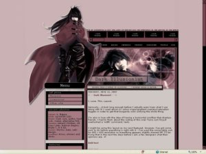 Dark Illusionist ft Vincent Valentine