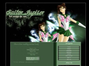 Sail Amongst the Stars Ft Sailor Jupiter