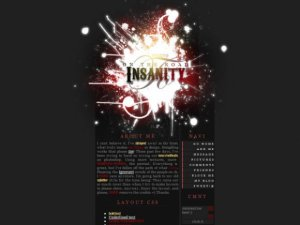 Insanity::Splatter V3 =)