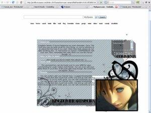 Kingdom Hearts :: Sora