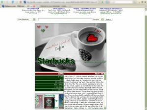 Cup of Love - Starbucks