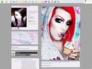 Jeffree Star: cupcakes and violence.