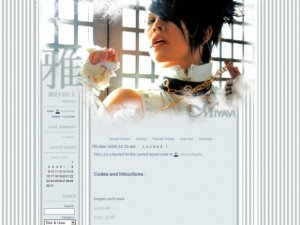 Simple Elegance - Miyavi