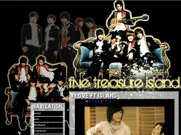 ft island wallpaper. Ft island (five treasure