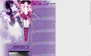 Sailor of Death, SailorSaturn