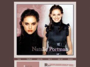 Natalie Portman Layout - 2