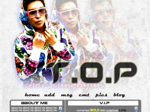 T.O.P Big Bang