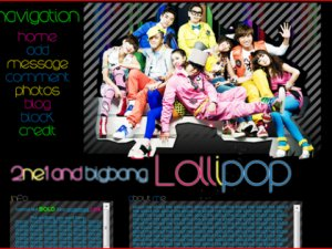 Lolliipop-2ne1 &amp; Big Bang