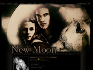 Bella & Jacob Black