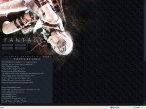 Fantasy - XIII