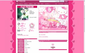 Hello kitty [I]