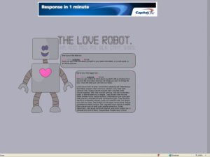 The Love Robot;