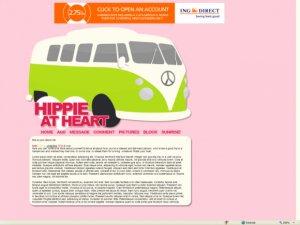 Hippie At Heart;
