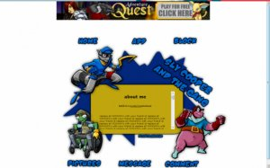 Sly Cooper and the Gang