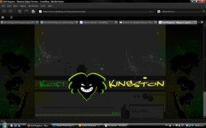 Trouble In Paradise - Kofi Kingston