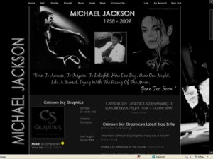In Memory of Michael Jackson (1.0)