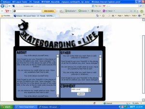 skateboarding=life!  (rollovers)