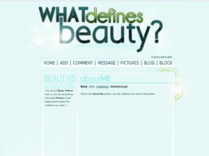 What Defines Beauty?