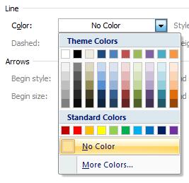 Как в ворде сделать цвет листа