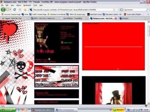 myspace.com/crazynatt
