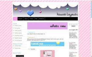 kawaii-layouts.com