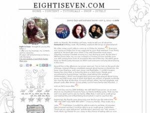 eightiseven.com
