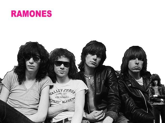 Ramones Wallpaper - Wallpapers - CreateBlog