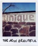 unique=beautiful