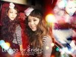 Let's Go For A Ride: Namie Amuro