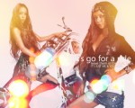 Let's Go For A Ride II: Namie Amuro